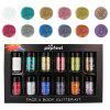 Popfeel 12-piece Eye Shadow Set - MULTI