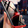Wearproof Fashion Splicing Type Phone Case for OPPO Find X - MULTI-A