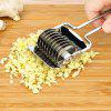 Stainless Steel Manual Noodles Cutter - SILVER