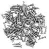 Y100 Iron Screw for Tuning Peg 50PCS - SILVER