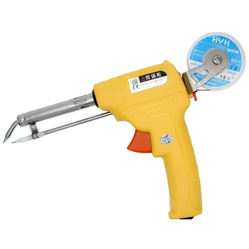 gocomma Manual Soldering Gun - YELLOW