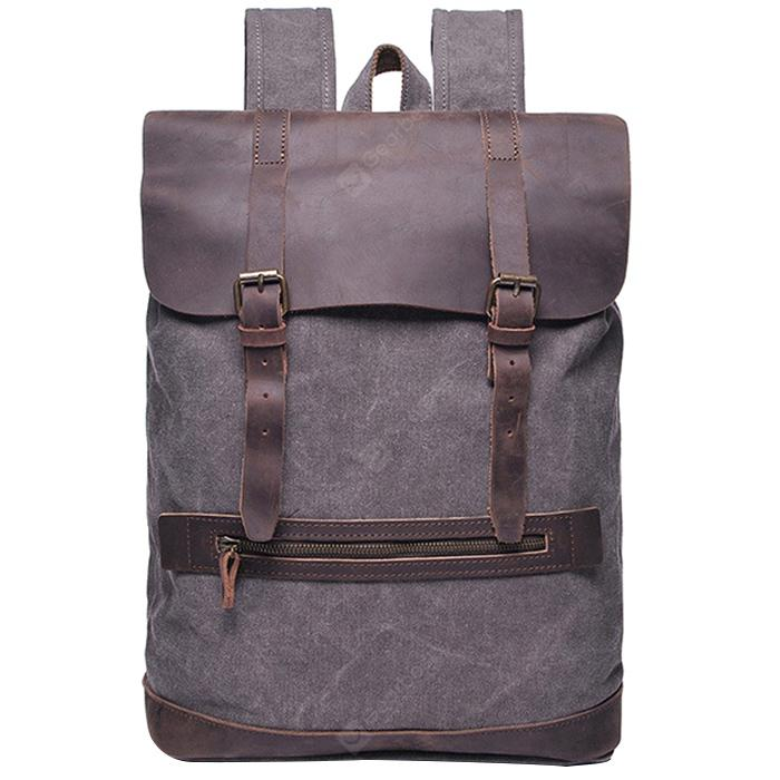 f8a76a9980 Large Space Multi-function Fashion Backpack - GearBest - Coupon ...