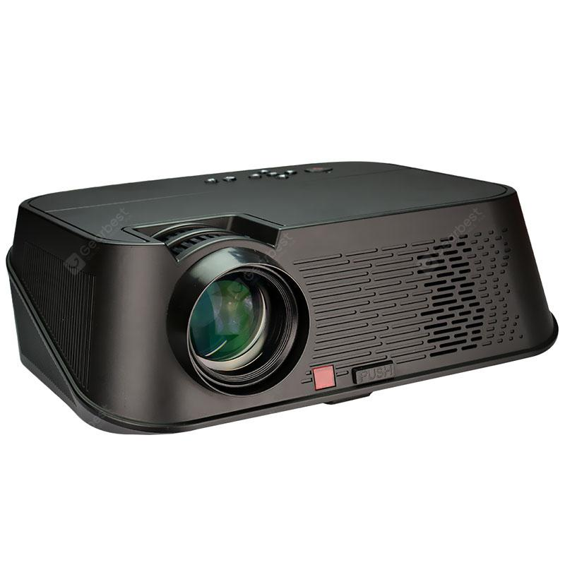 VS626 LCD Projector Home Theater Android 6.3 / 3500 Lumens / 4K / 1000:1 - BLACK