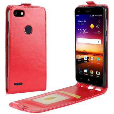 Z965 Crazy Horse Phone Protective Cover for ZTE Blade X
