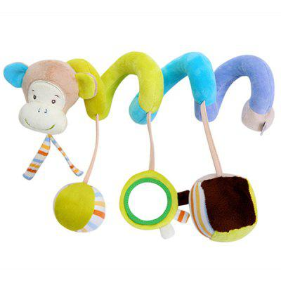 Newborn Comfort Rattle Baby Bed Hanging Bell