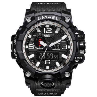 SMAEL 1545 Men Business Waterproof Leisure Quartz Watch