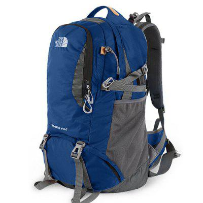 c6427c312f02 Travel Waterproof Sports Backpack with USB Charging Interface 40L ...