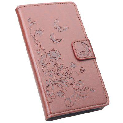 Fashionable PU Leather Phone Cover Case for Xiaomi 6X