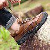 Men Outdoor Anti-collision Durable Hiking Shoes - καφέ