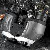 High Clear High Power Non-infrared Night Vision Binocular Telescope - GRAY