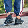 Trendy Durable Comfortable Outdoor Sports Shoes - BLACK