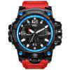 SMAEL 1545 Men Business Waterproof Leisure Quartz Watch - MULTI-A