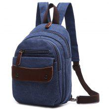ZUOLUNDUO 8851 Women' s Fashion Canvas Backpack