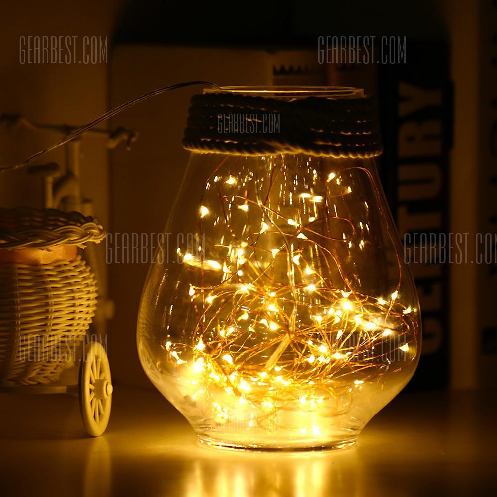 Utorch 10m 100-LED USB String Light - Теплий білий