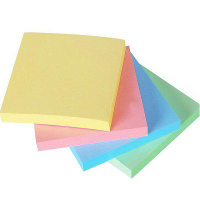 Deli 7151 Sticky Note Paper 76 x 76mm 400 Sheets
