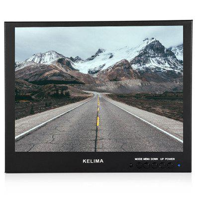 KELIMA KJ 10.1 inch Wireless Car HDMI Display VGA Computer Monitor BNC Interface Displayer