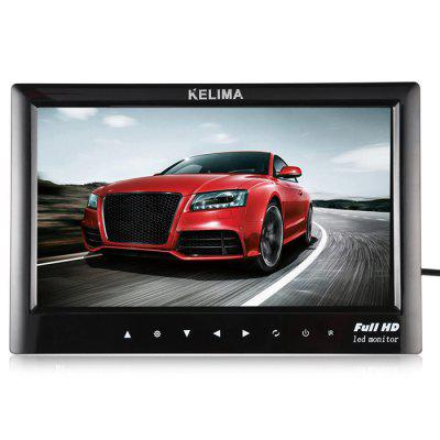 KELIMA 7 inch 2-way Car Display Desktop Touch Button MP5 Bluetooth Displayer