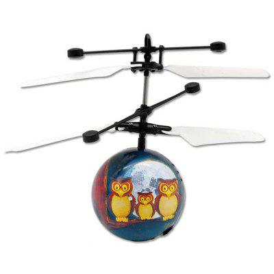 QF315Y Music Sensor Control Induction RC Helicopter