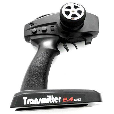 TSD T3921A 2CH Pistol Remote Control Transmitter with Fail-safe Protection Receiver