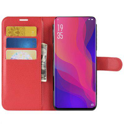 Naxtop Cover Bracket Phone Case for Oppo Find X