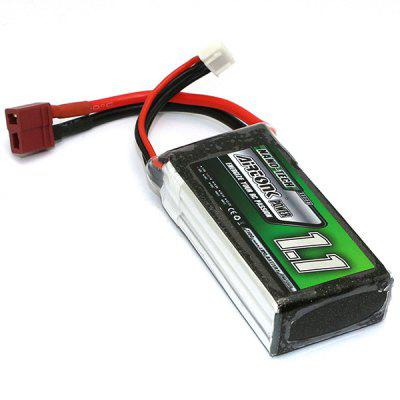 AIRTONK 603562 1100mAh 11.1V 3S 30C LiPo Battery dla RC Drone Boat Car Model DIY akcesoria