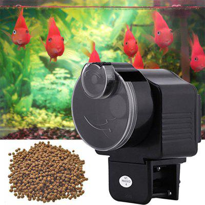 AF - 2003 S Size Automatic Timing Fish Tank Feeder Aquarium Tool