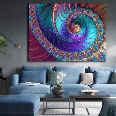 Color Art Print Painting