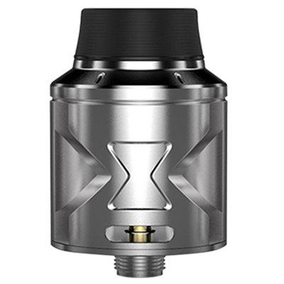 Hugsvape Piper BF RDA with Dual Vertical Coils System