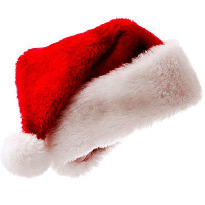 Plush Christmas Hat