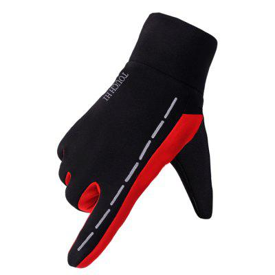 Unisex Touch Screen Gloves Outdoor Windproof