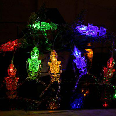 Halloween LED Horror Design Light String