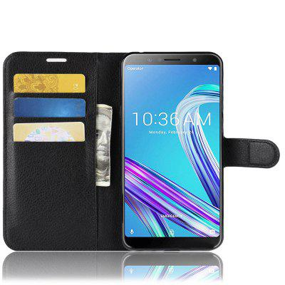 Naxtop Multifunctionele Fashion Leather Cover Phone Case voor Asus Zenfone Max Pro (M1)