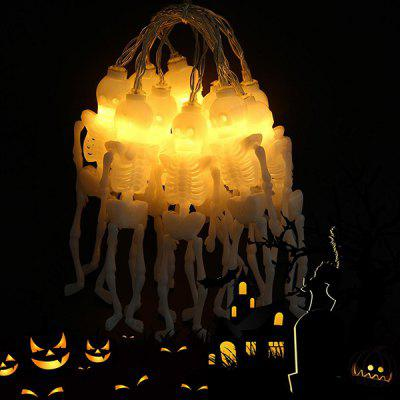 Halloween Outdoor Decoration LED Lantern String Light