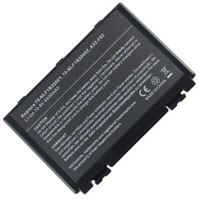 HSW Laptop Battery Wholesale for ASUS ASUS A32-F82 F52 K40IN 6 Core