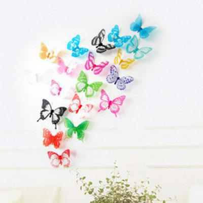 Butterfly Stickers Any Mix and Match Combination Set 017D Models 18 Sets Series