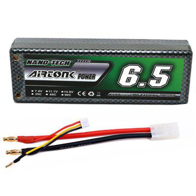 AIRTONK 3S 7.4V 6500mAh 35C LiPo Battery for RC Drone