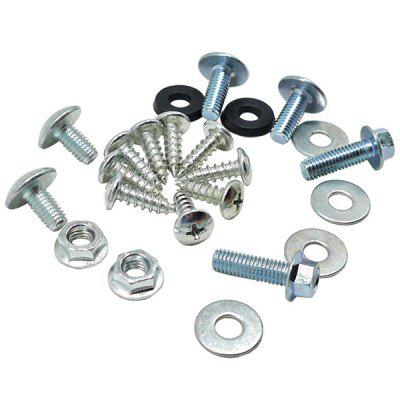 Bolt Screw Set for Honda CRF50 XR50 Dirt Pit Bike Plastics Body 70 110 125 150CC