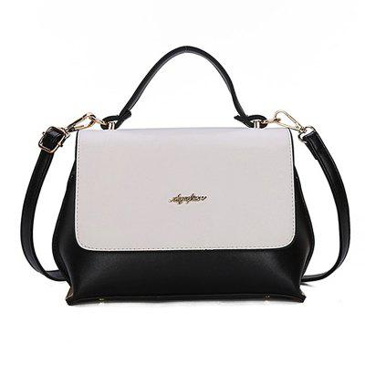 Women's Crossbody Bags Concise Contrast Color