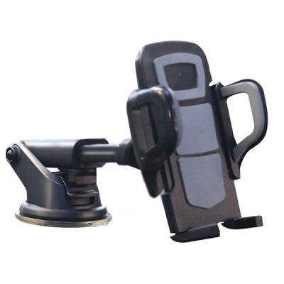 Car phone holder air outlet air conditioning mouth suction cup bracket navigation car mobile phone holder seat