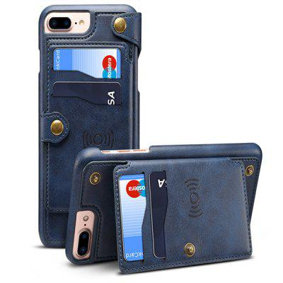 Removable Part Stylish Phone Case for iPhone 7 Plus