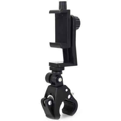 Universal Clamp Design 360 Degree Rotation Mobile Phone Stand Holder