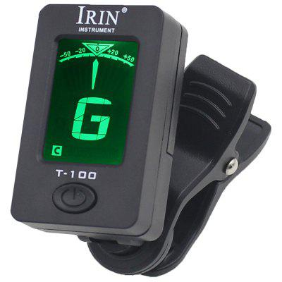 IRIN T - 100 Clip-on Tuner