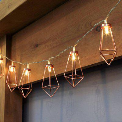 Outdoor Decorative Pretty LED Light String 20 Lamps / 3m