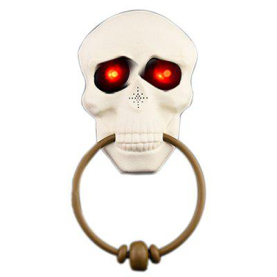 Halloween Horror Deurbel Ghost Festival Schedel Haunted House Party Prop