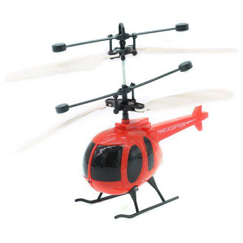 QF399 Infrared Sensor Control Induction RC Helicopter