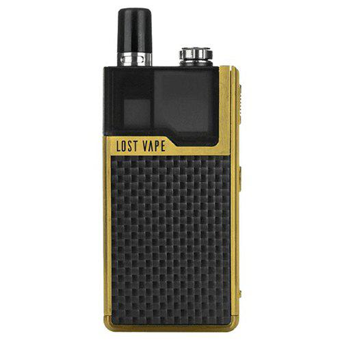 Objè Vape Orion ADN Ale AIO Pod Kit ak bati-an 950mAh Li-ion Battery