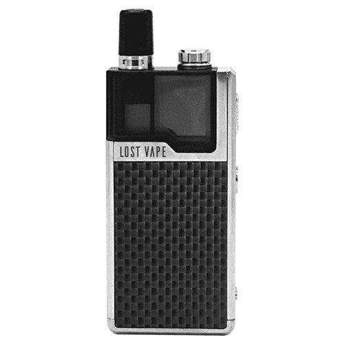 Lost Vape Orion DNA GO AIO Pod Kit with Built-in 950mAh Li-ion Battery - SILVER