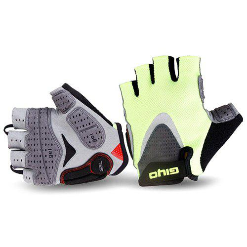 GIYO Shockproof Bike Gloves Breathable MTB Mittens For Men Women Cycling Gloes
