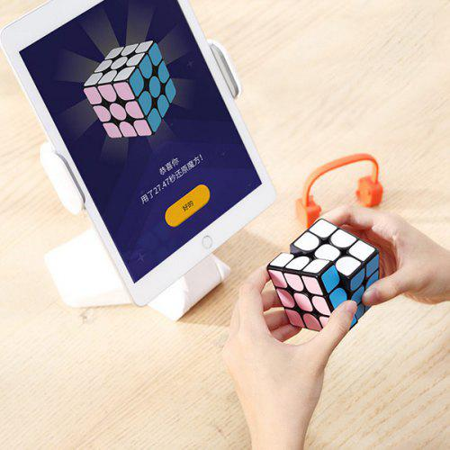 Giiker Educational Six-axis Sensor Recoñecemento de Magic Cube Toy de Xiaomi