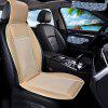 12V Cold Car Seat Cushion Cooler Buffer Cover Summer Cooling Chair With Fan - BLACK